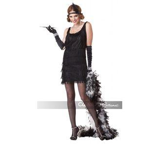 Flapper Costume - Small